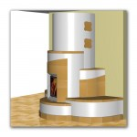 3D CAD Planung des Kachelfens
